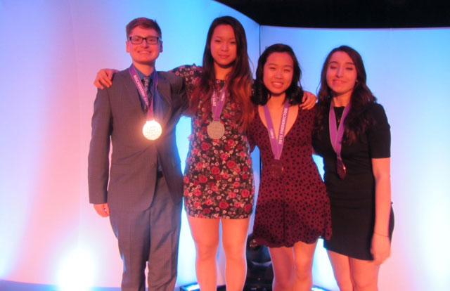 Canada Wide Science Fair Finalists