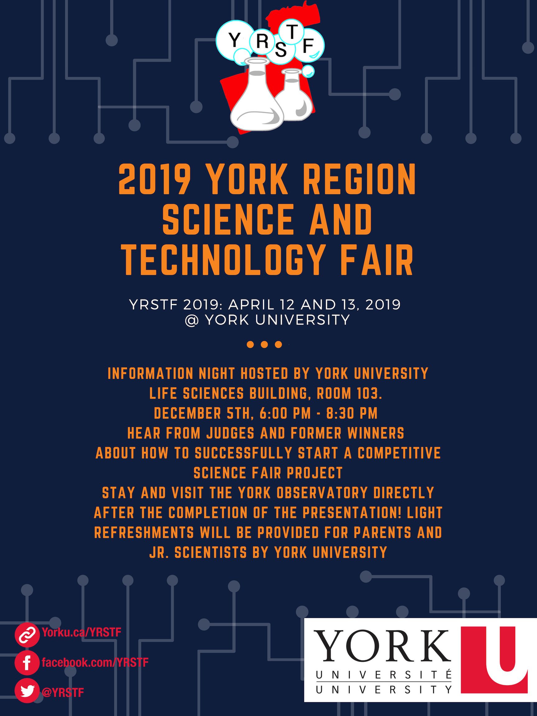 York Region Science and Technology Fair 2019